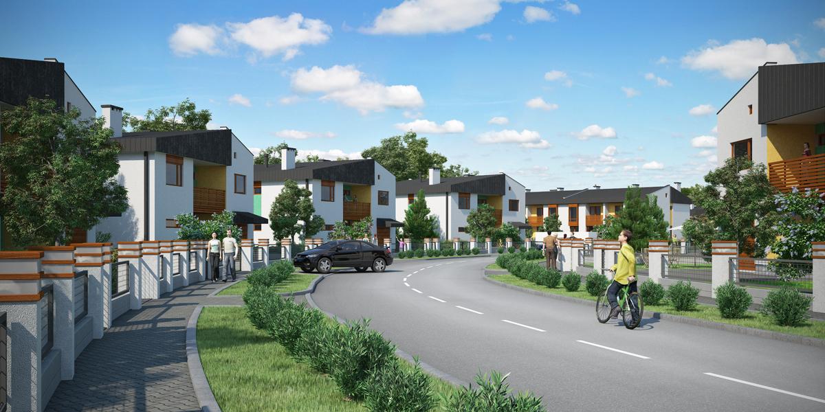 Проект жилого комплекса «Волжская жемчужина»